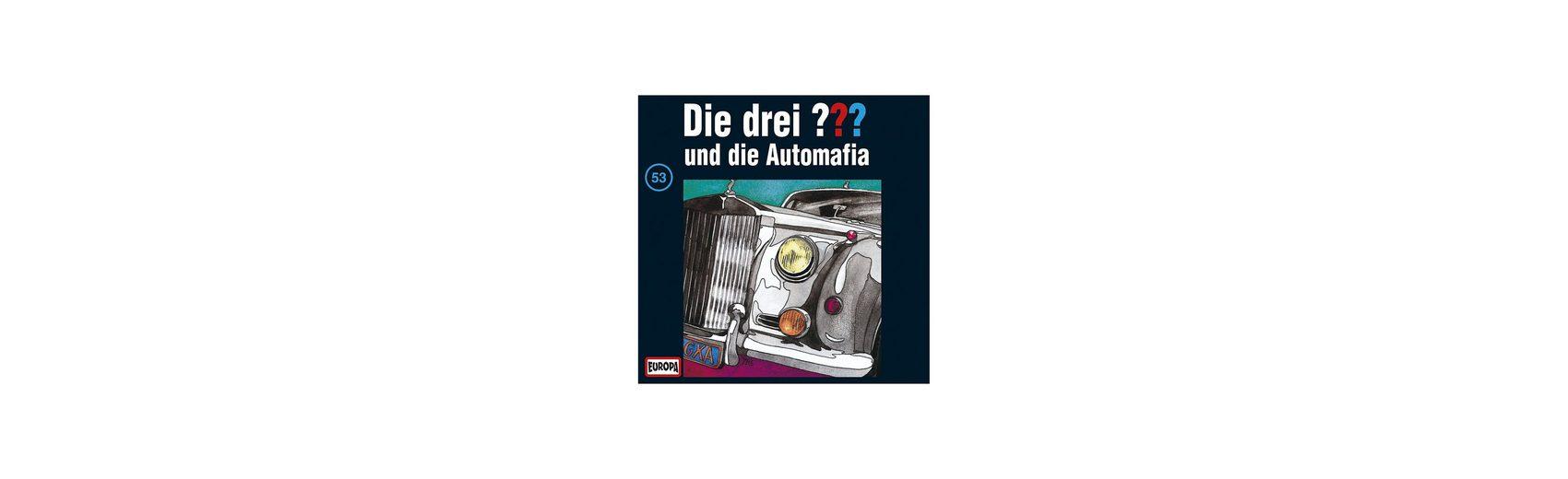 SONY BMG MUSIC CD Drei ??? 53 - und die Automafia