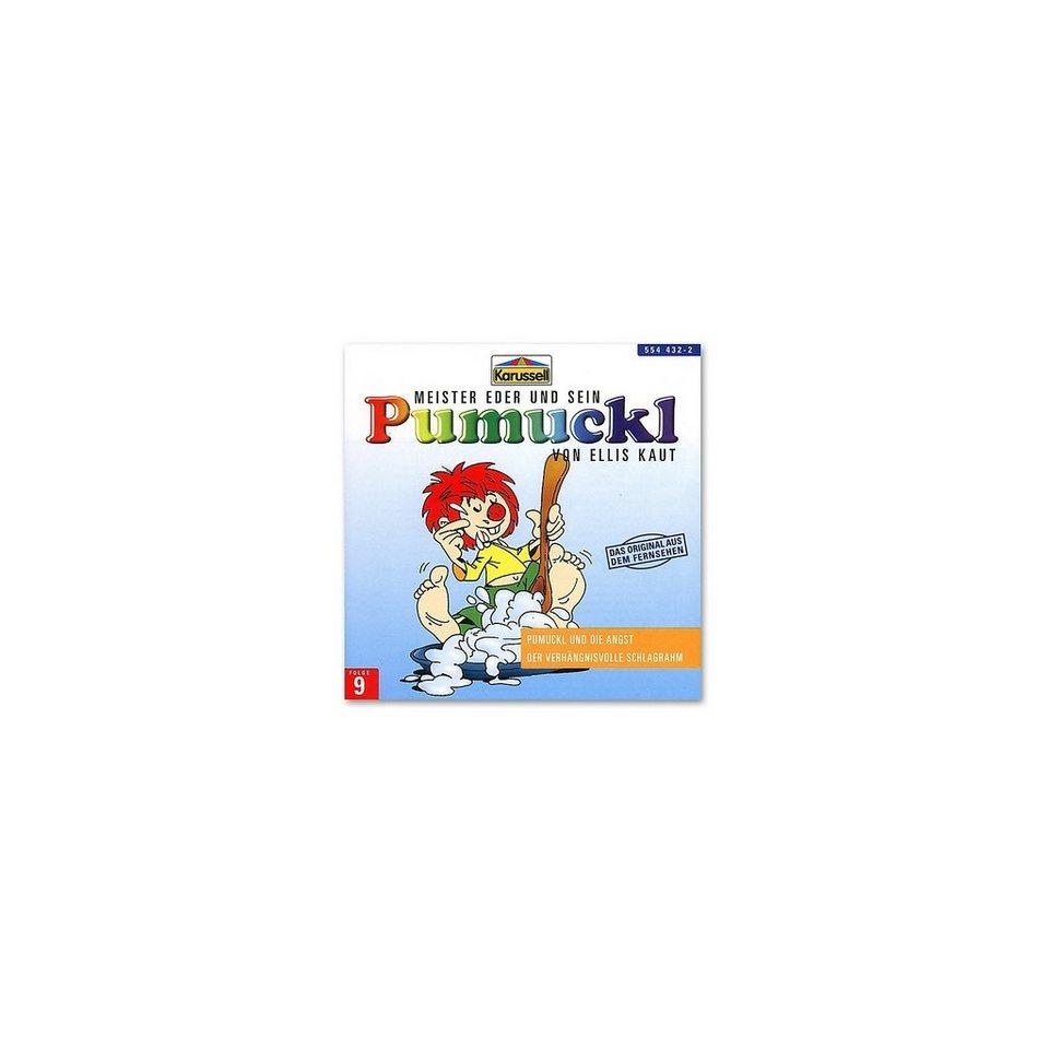 Universal Music GmbH CD Pumuckl 09 - und die Angst