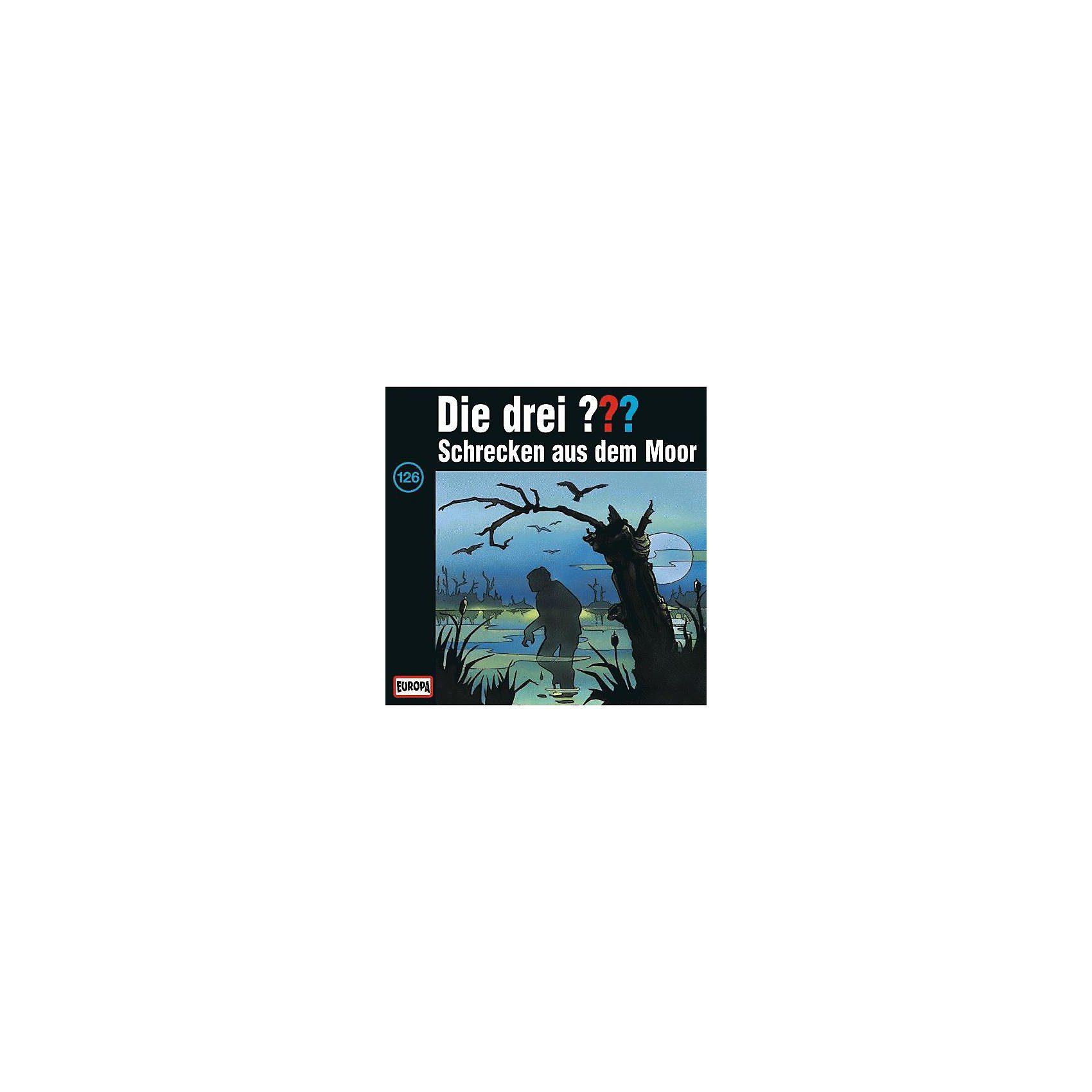 SONY BMG MUSIC CD Die Drei ??? 126 Schrecken aus dem Moor