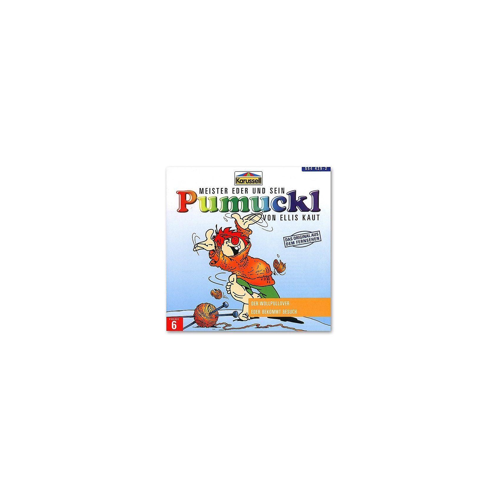 Universal CD Pumuckl 06 - der Wollpullover