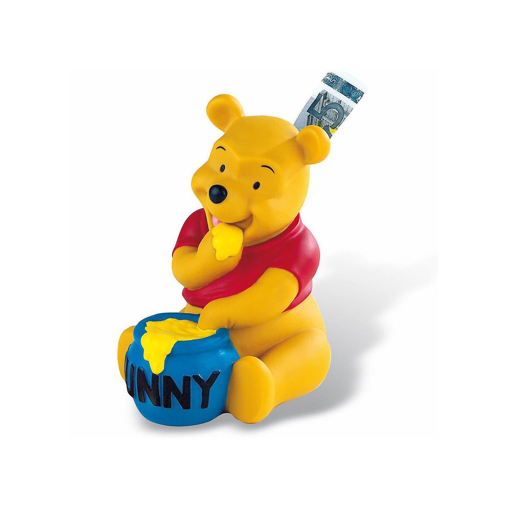 BULLYLAND Spardose Walt Disney Winnie the Pooh - Winnie mit Honig