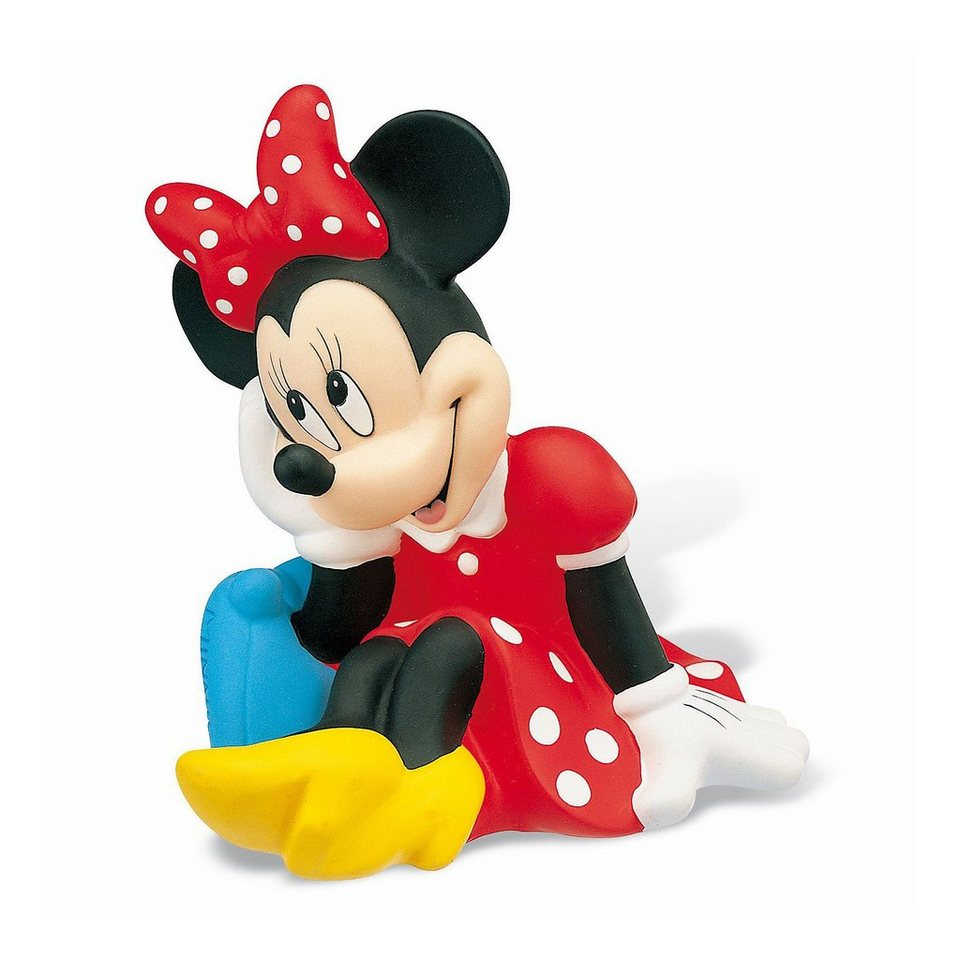 Bullyland spardose walt disney minnie maus otto for Disney weihnachtskugeln