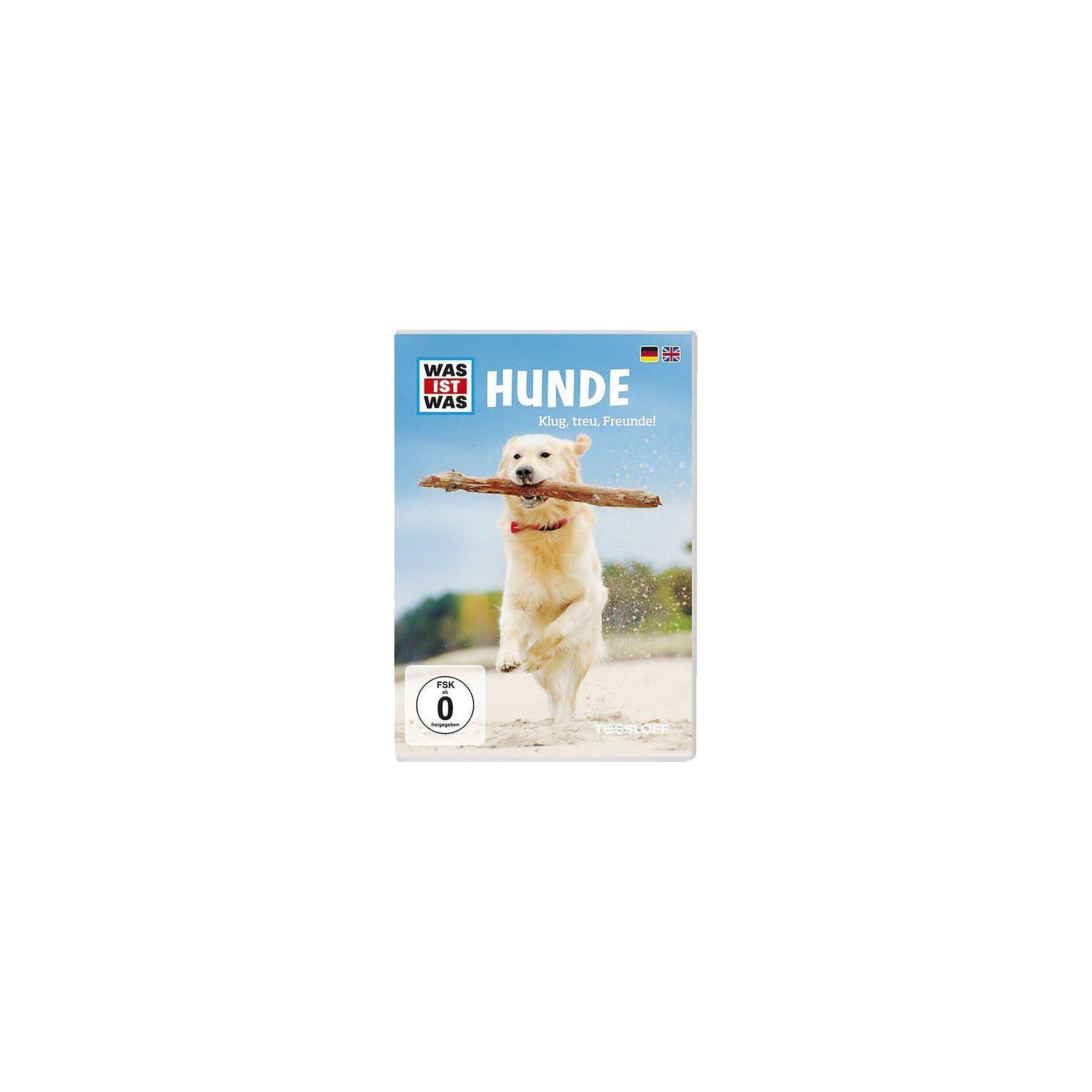 Universum Film GmbH DVD Was ist Was - Hunde