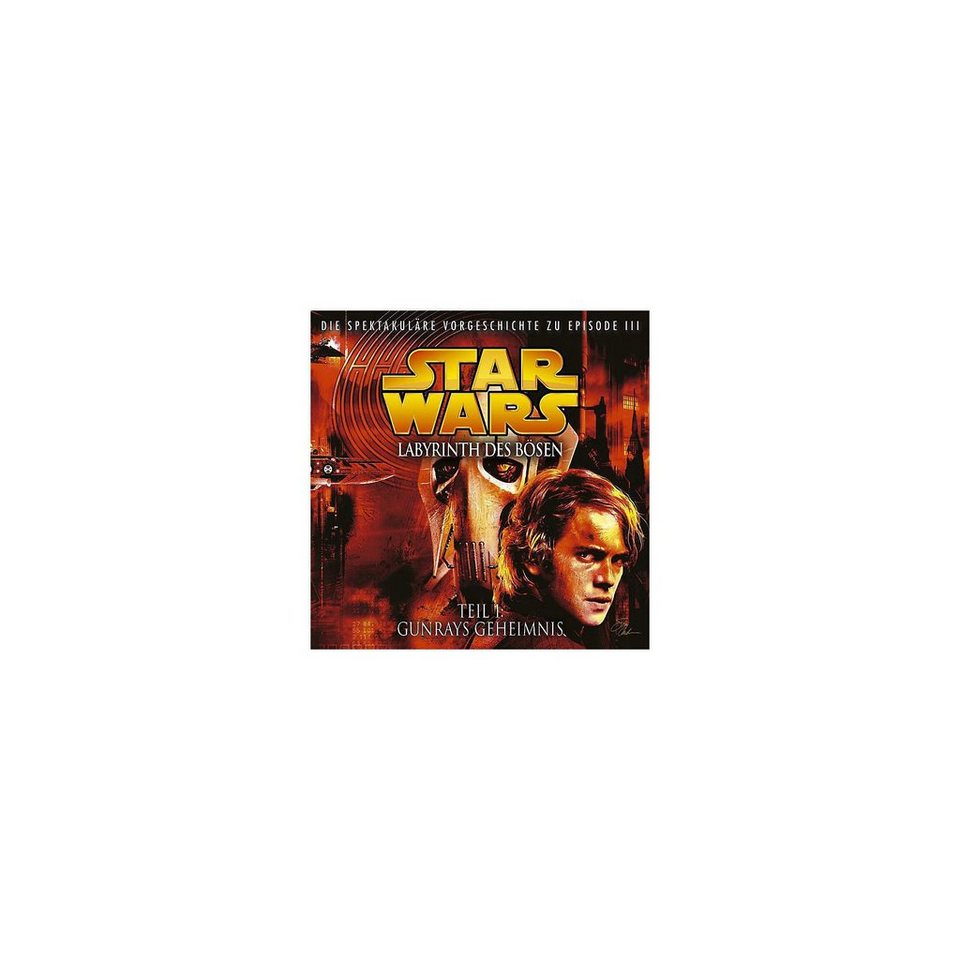 Universal Music GmbH CD Star Wars Labyrinth des Bösen 01