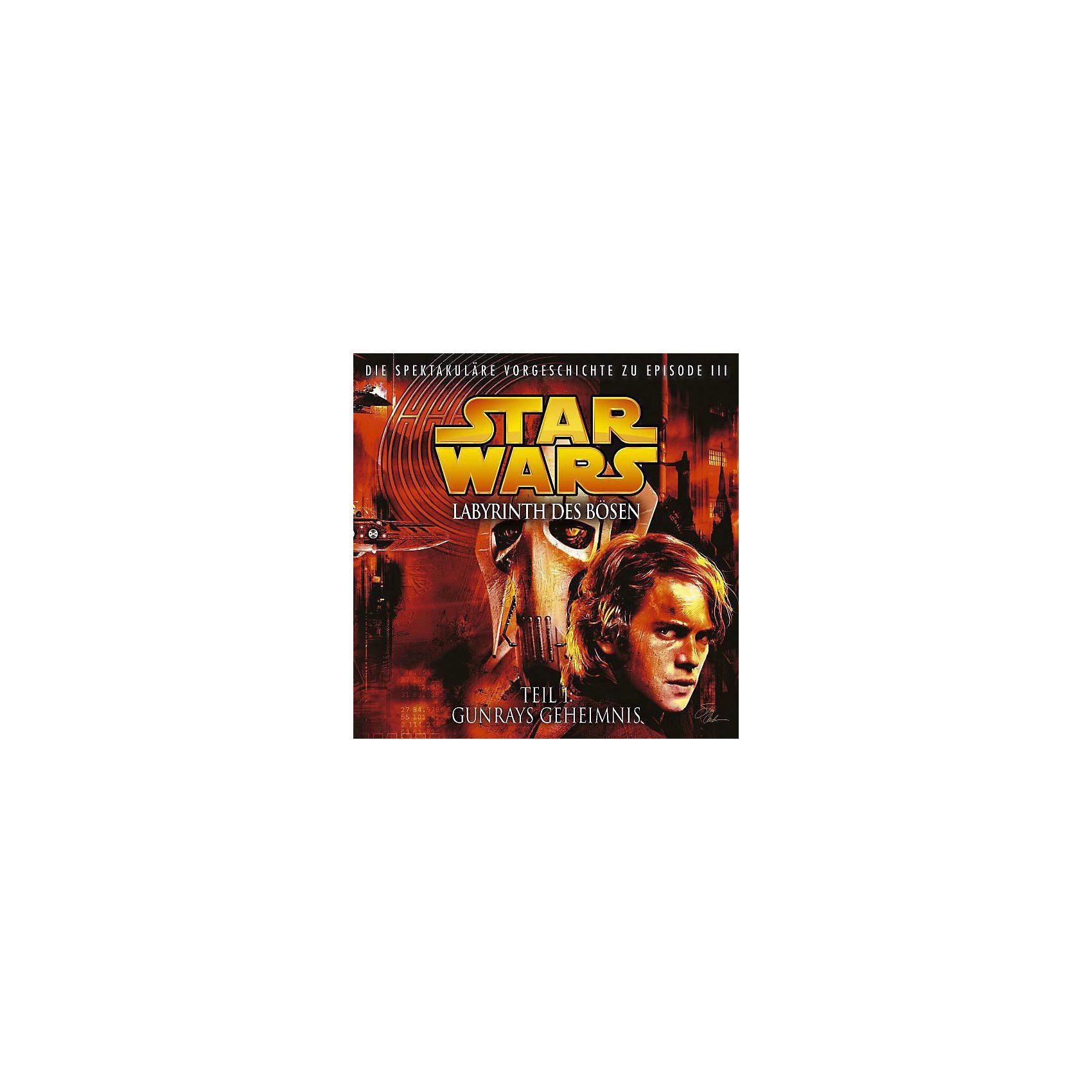 Universal Music GmbH CD Star Wars Labyrinth des Bösen 01