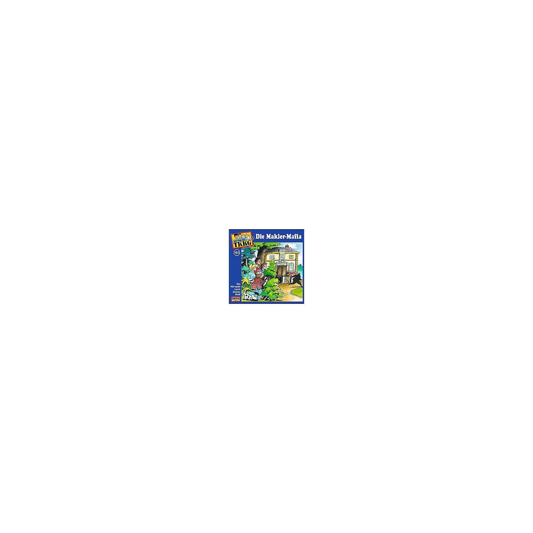 SONY BMG MUSIC CD TKKG 163 - Die Makler-Mafia