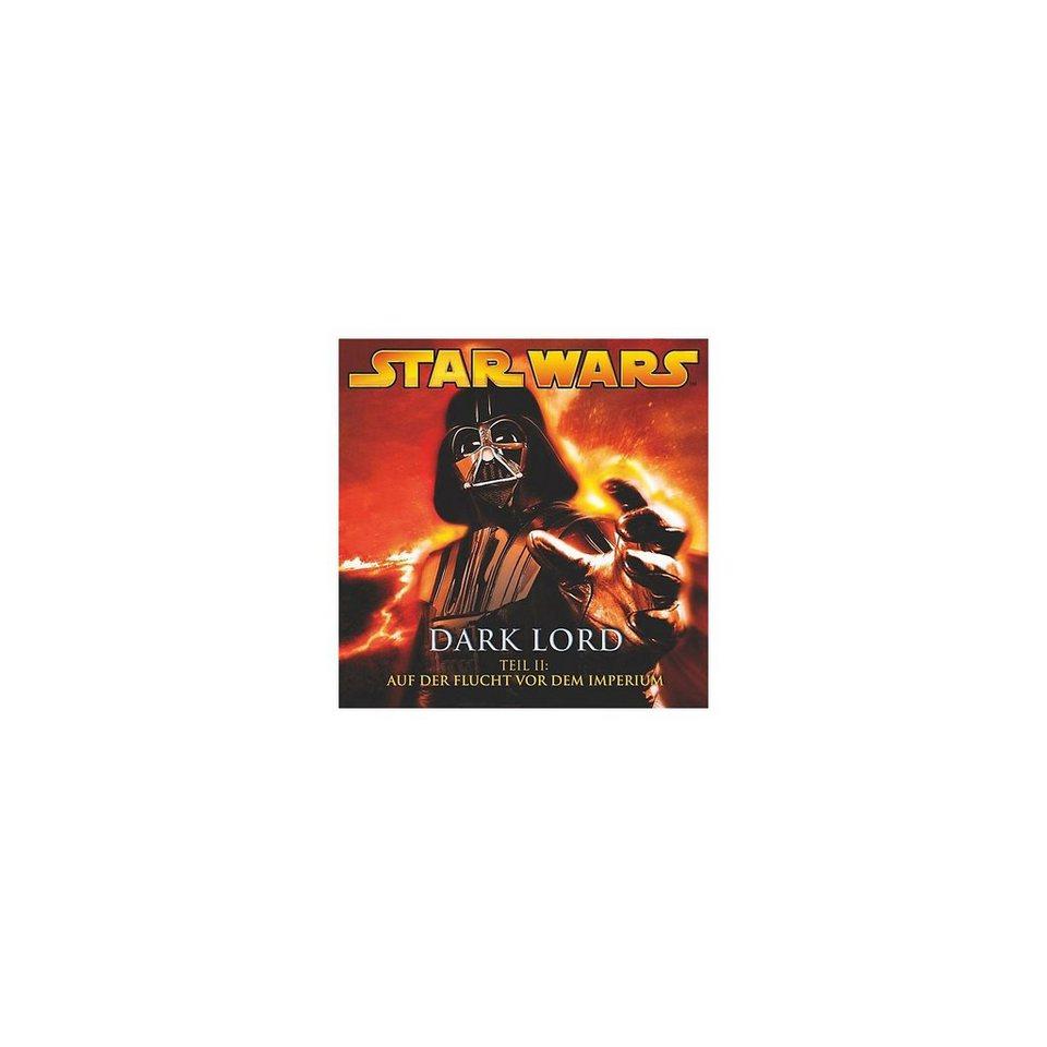 Universal Music GmbH CD Star Wars: Dark Lord 02 - Auf der Flucht vor dem Imperiu