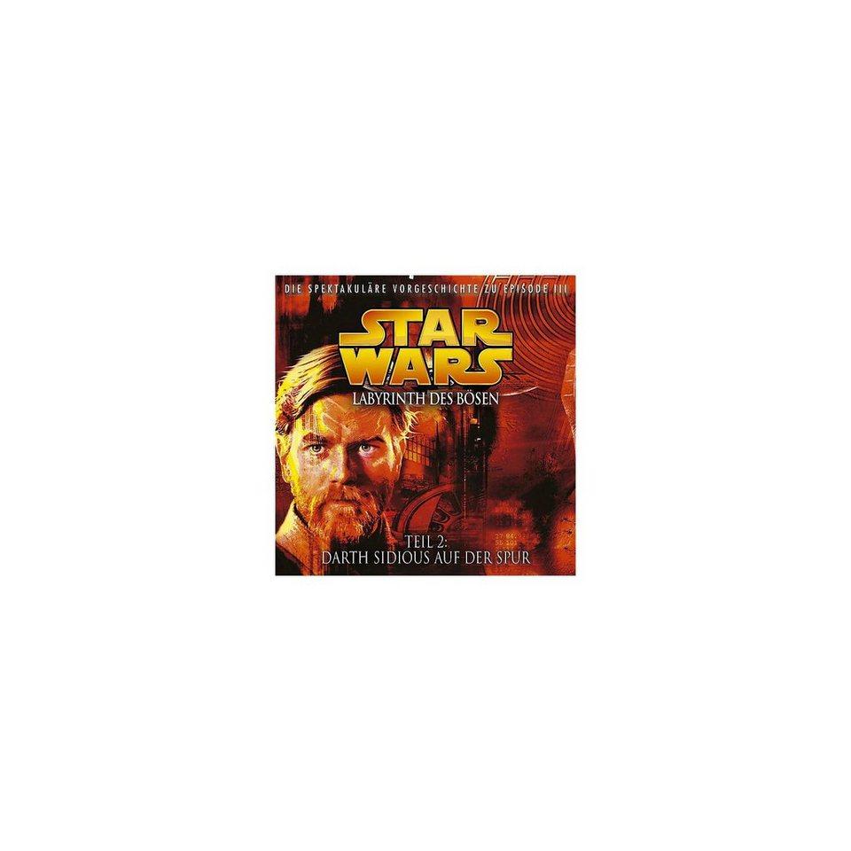 Universal Music GmbH CD Star Wars Labyrinth des Bösen 02