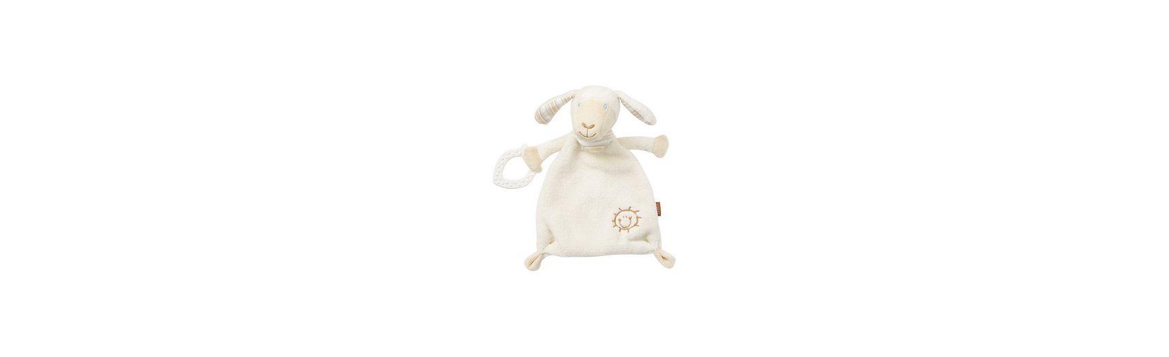 Fehn Schmusetuch Schaf mit Softbeißer