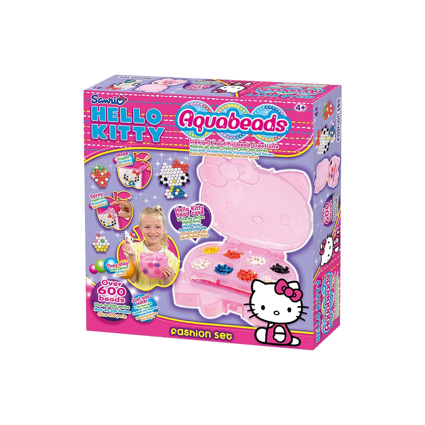 Epoch Traumwiesen Aquabeads Hello Kitty Motivset