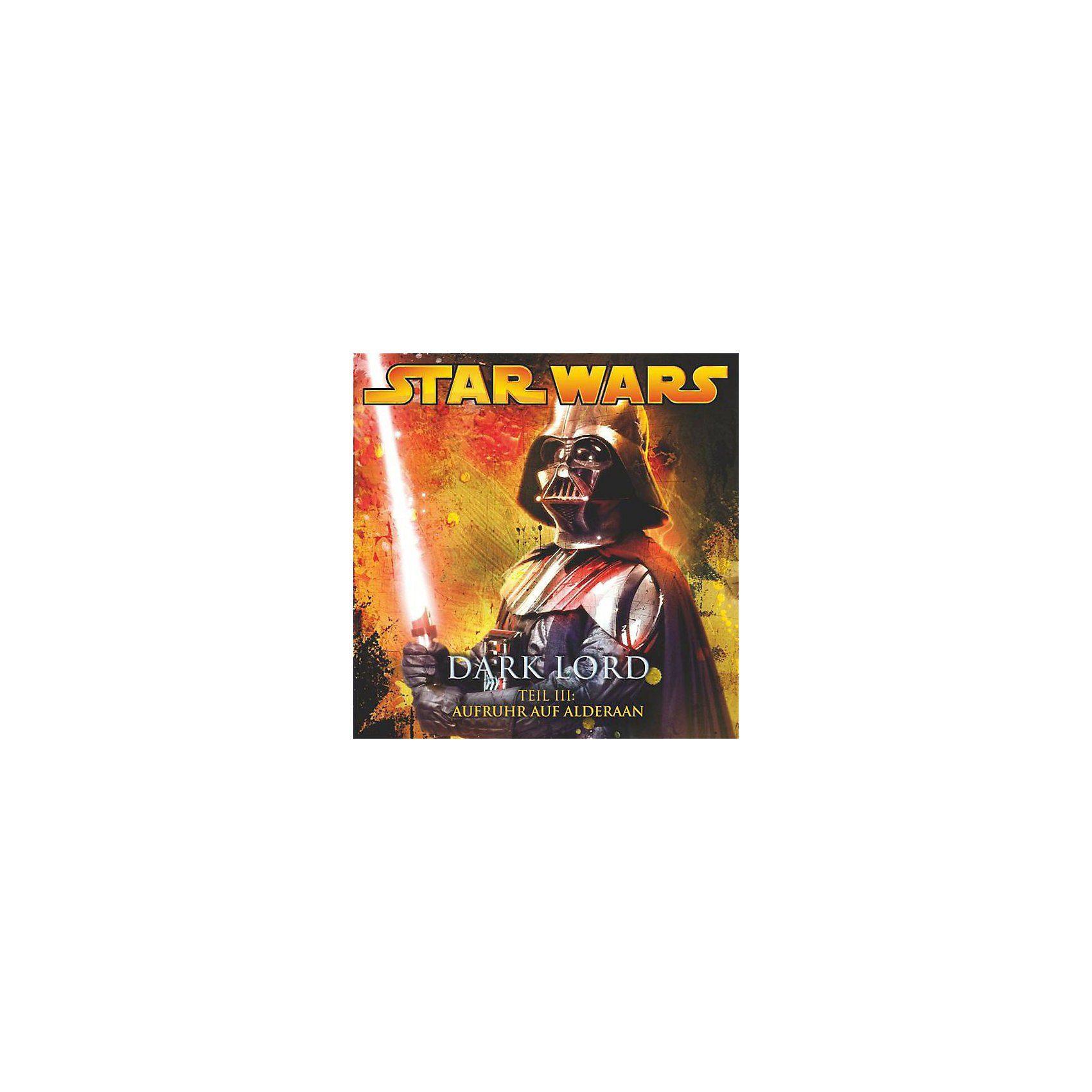 Universal CD Star Wars: Dark Lord 03 - Aufruhr auf Alderan