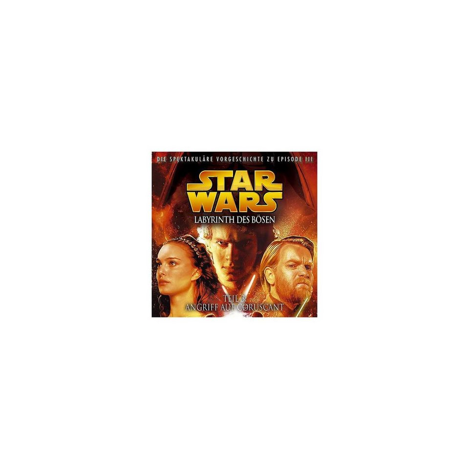 Universal Music GmbH CD Star Wars Labyrinth des Bösen 03