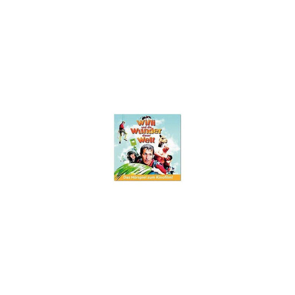 Edel Germany GmbH CD Willi und die Wunder dieser Welt - Hörspiel zum Kinofilm