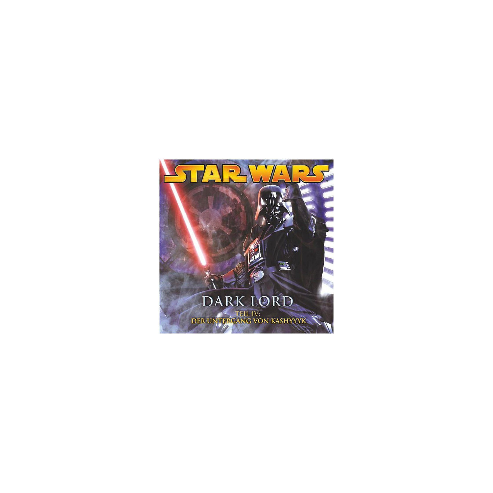 Universal Music GmbH CD Star Wars: Dark Lord 04 - Der Untergang von Kashyyyk