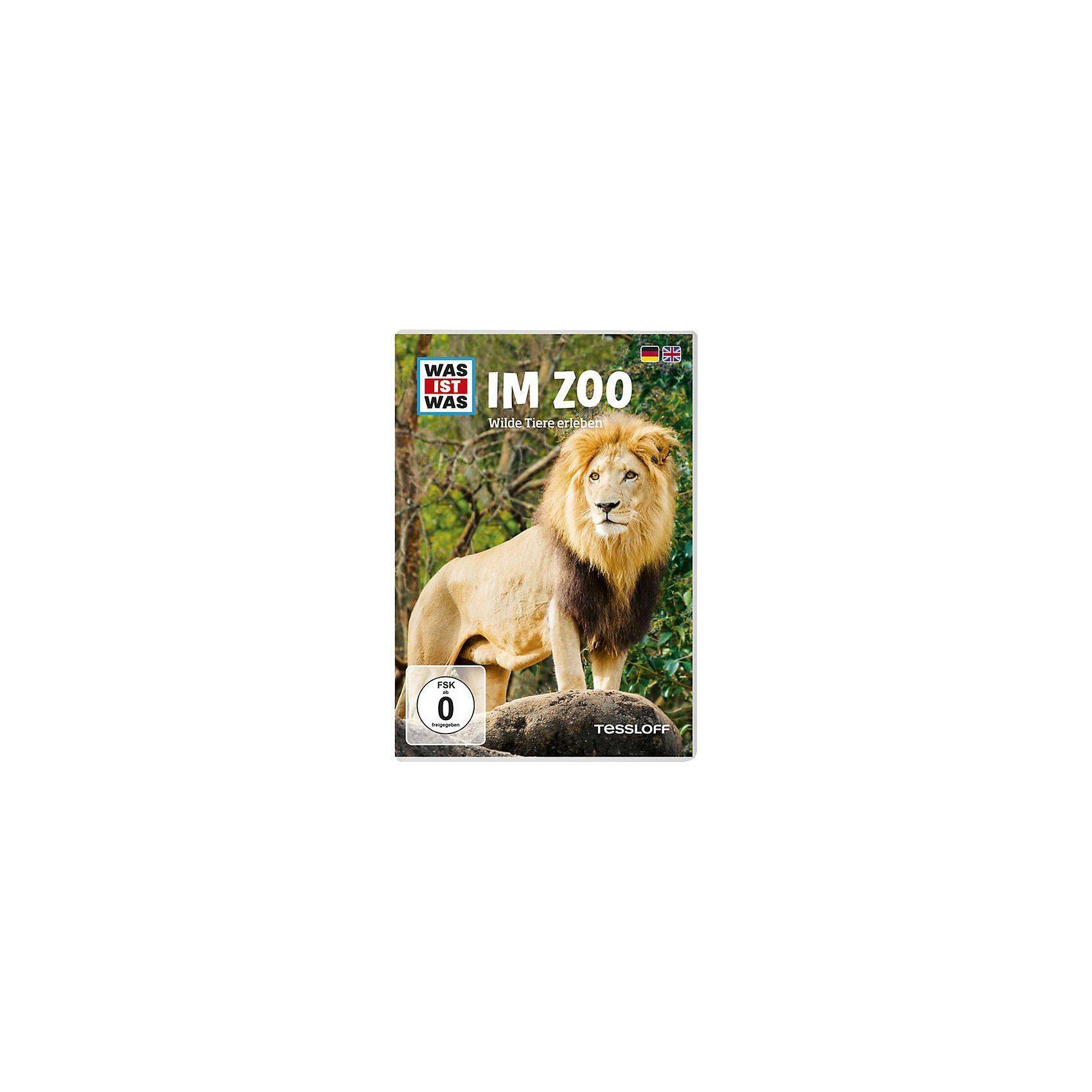 Universum DVD Was ist Was - Im Zoo