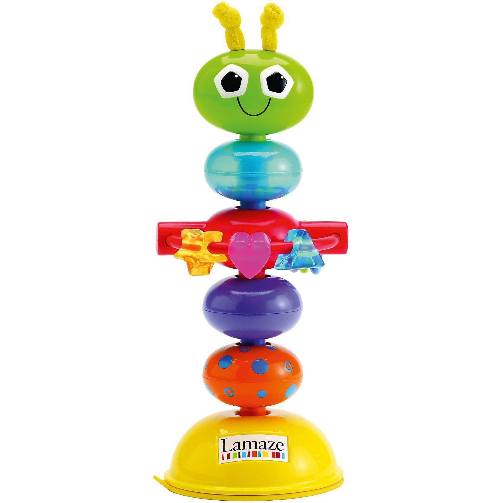 Lamaze Beschäftigungsspielzeug - Lustiger Käfer
