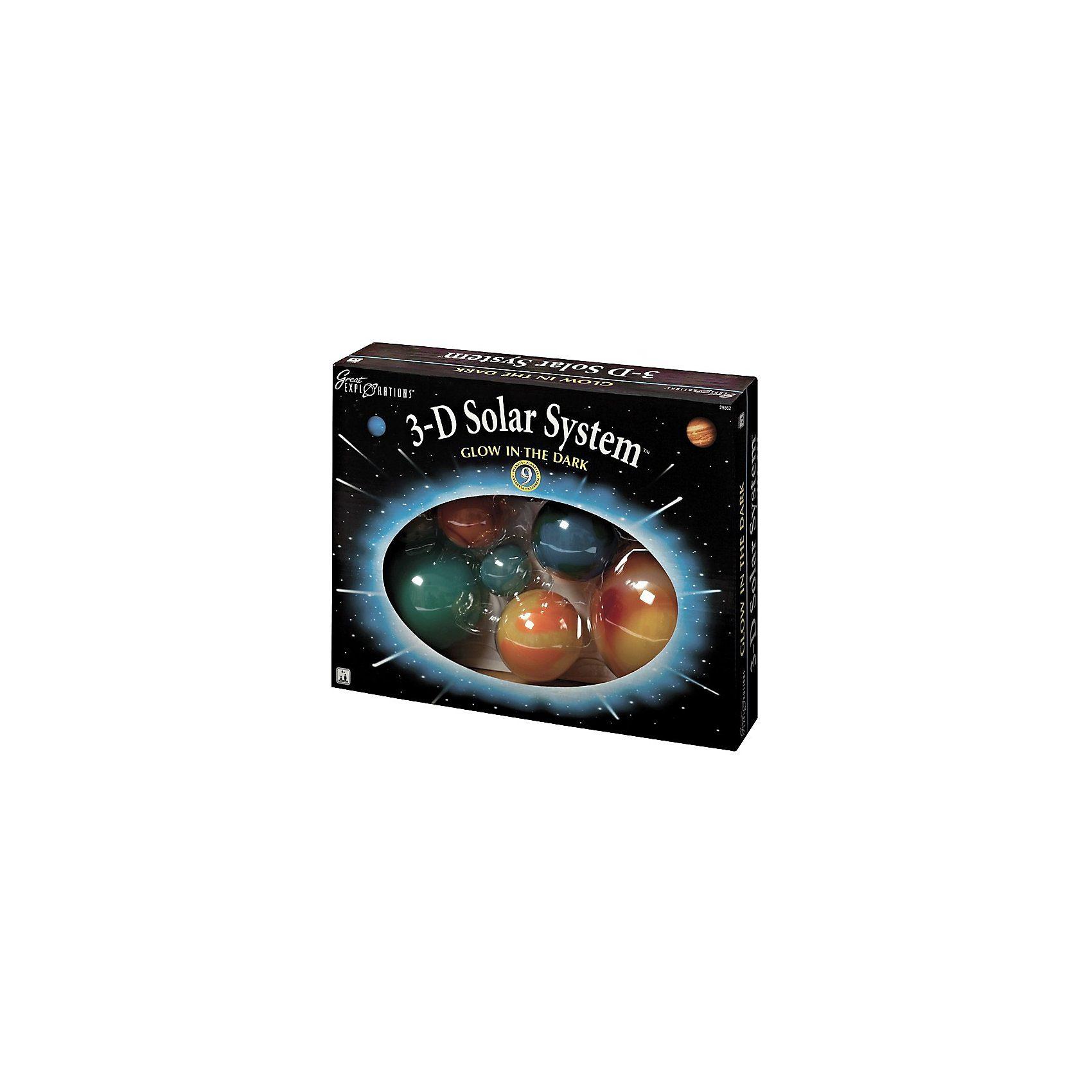 University Games Leuchtsterne 3 D Sonnensystem