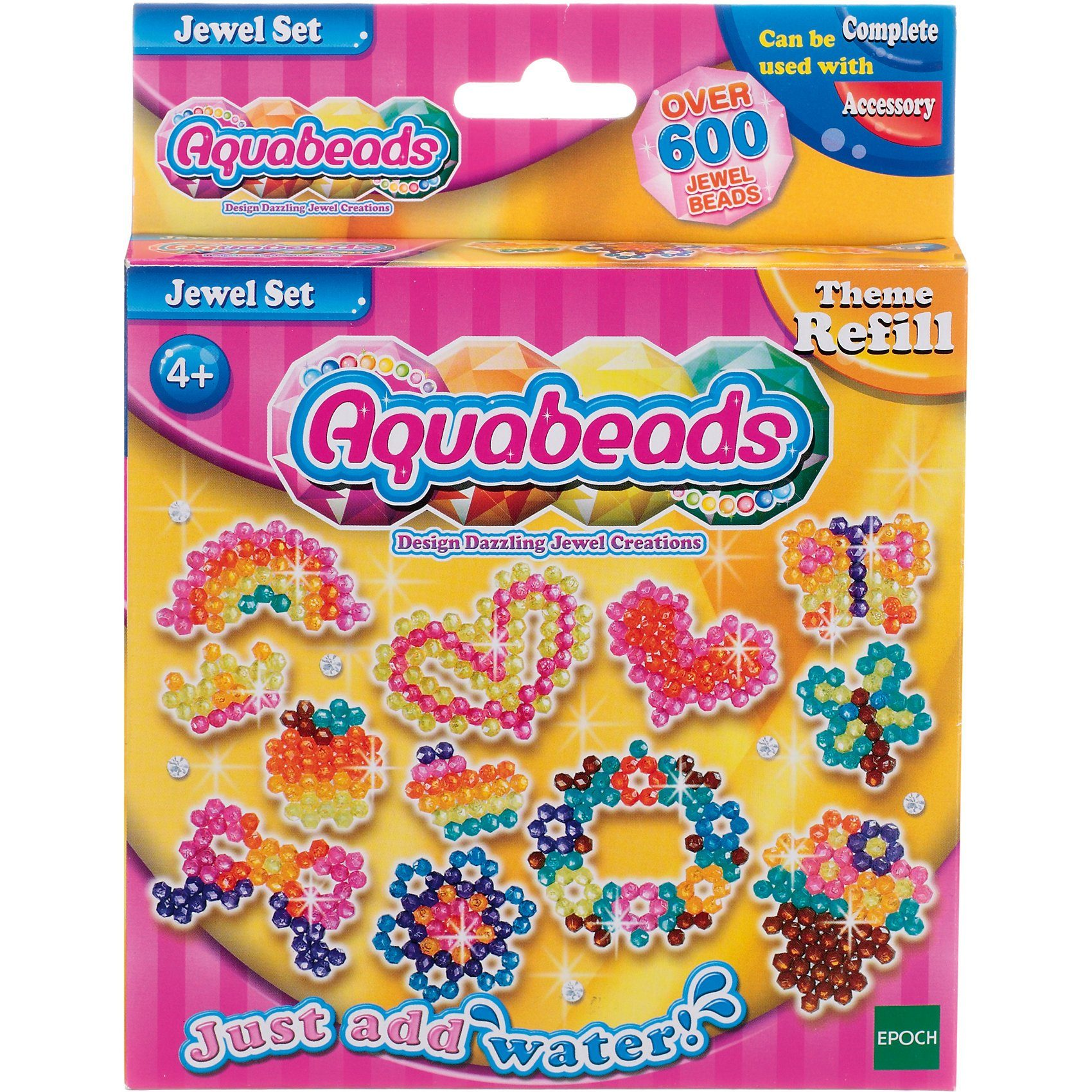 Epoch Traumwiesen Aquabeads Glitzer-Set