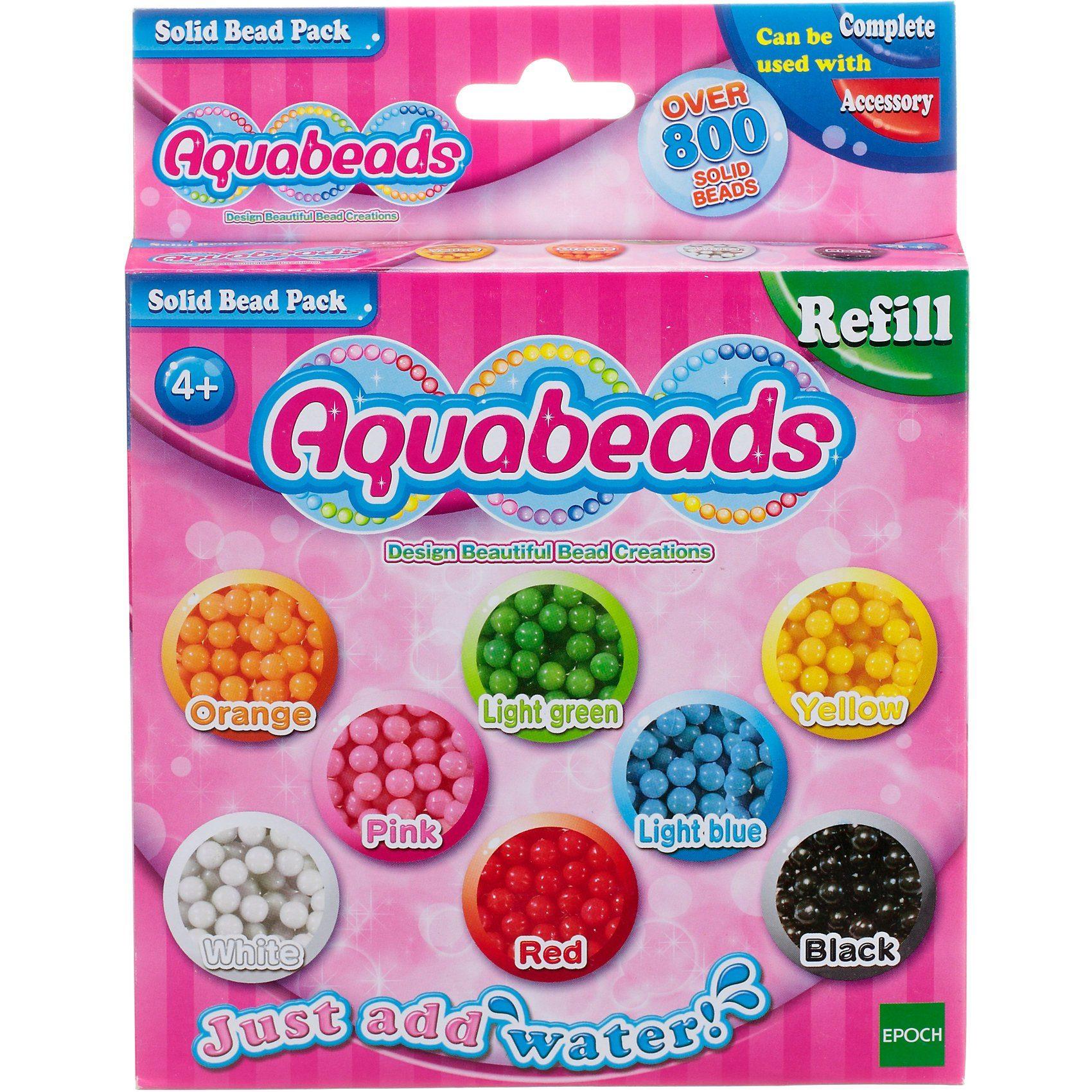 Epoch Traumwiesen Aquabeads Perlen Nachfüllset