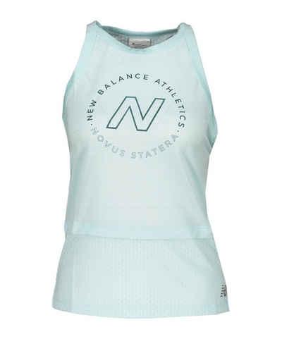 New Balance Laufshirt »Printed Impact Tanktop Damen« Nachhaltiges Produkt