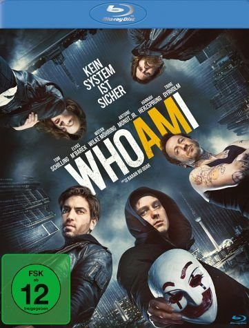 Blu-ray »Who Am I - Kein System ist sicher«