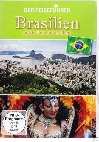 DVD »Der Reiseführer - Brasilien«