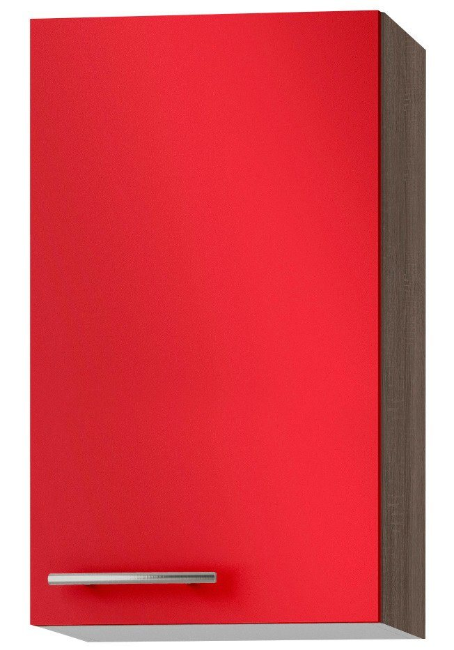 Küchenhängeschrank »Knud«, Breite 40 cm in granat rot