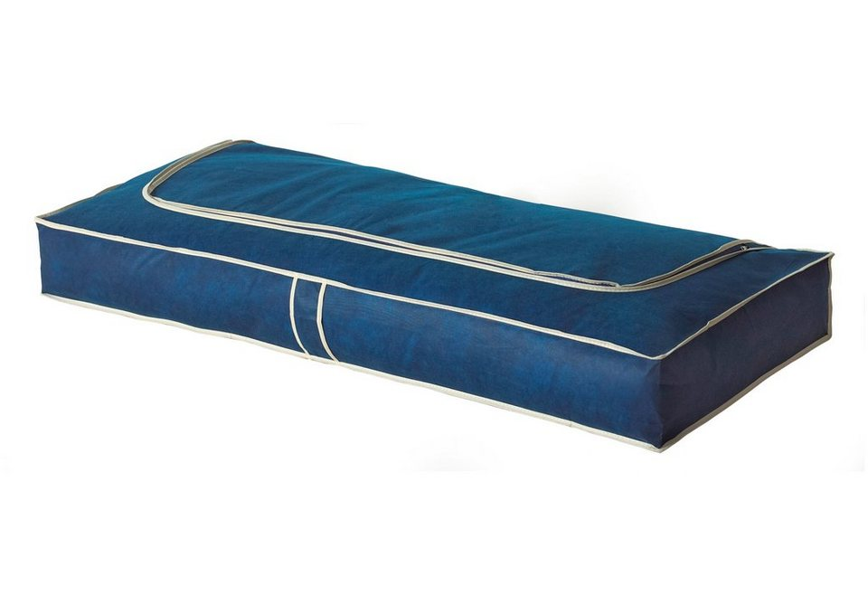 Aufbewahrung »Größe L«, blau in dunkelblau