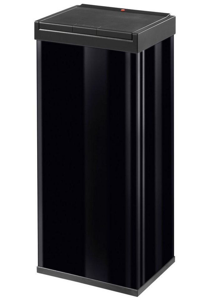 Großraum-Abfalleimer »Big-Box® Touch 60« in schwarz