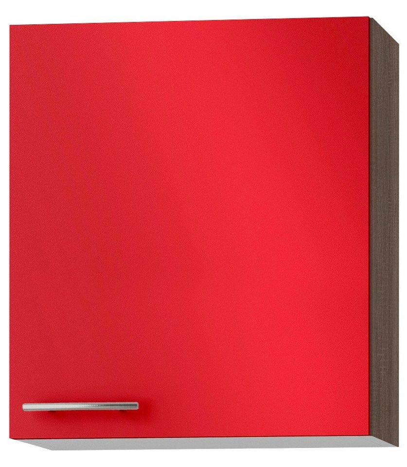 Küchenhängeschrank »Knud«, Breite 60 cm in granat rot