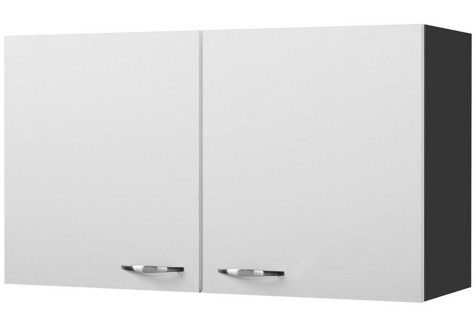 Küchenhängeschrank »Dakota«, Breite 100 cm in weiß/anthrazit