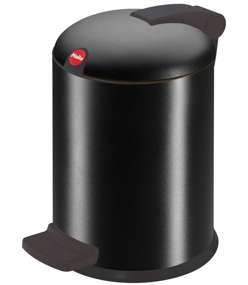 Kosmetik-Abfalleimer »Hailo design 4« in schwarz