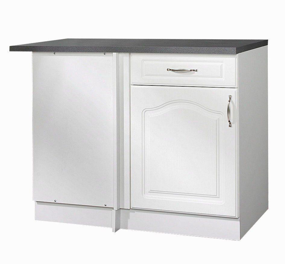 Küchen Unterschrank Poco Ohne Arbeitsplatte ~ wiho küchen eckunterschrank lausanne , b t h 110 60 85 cm online kaufen otto