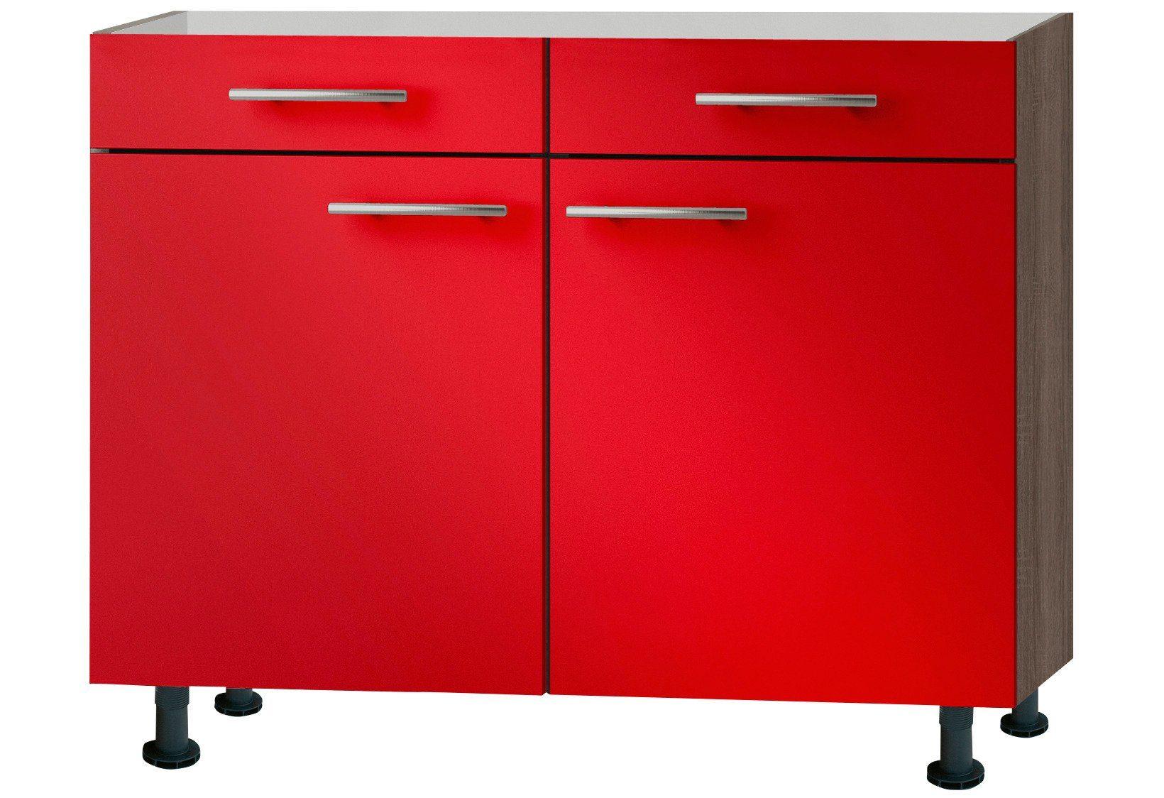 Optifit Küchenunterschrank »Knud«, Breite 100 cm