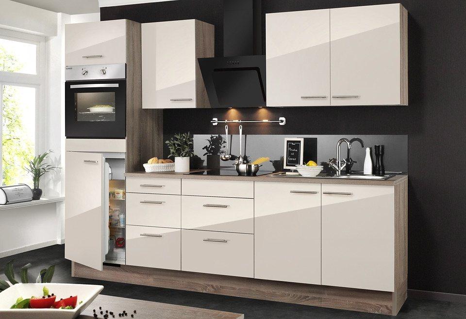 Küchenhängeschrank »Mika«, Breite 30 cm in sahara beige