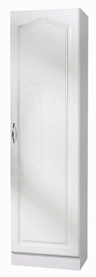 Vorratsschrank »Lausanne«, B/T/H: 50/35/180 cm in weiß
