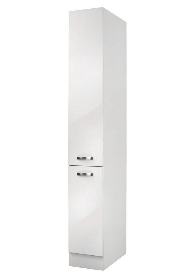 Apothekerschrank »Lagos«, Höhe 206,8 cm in weiß