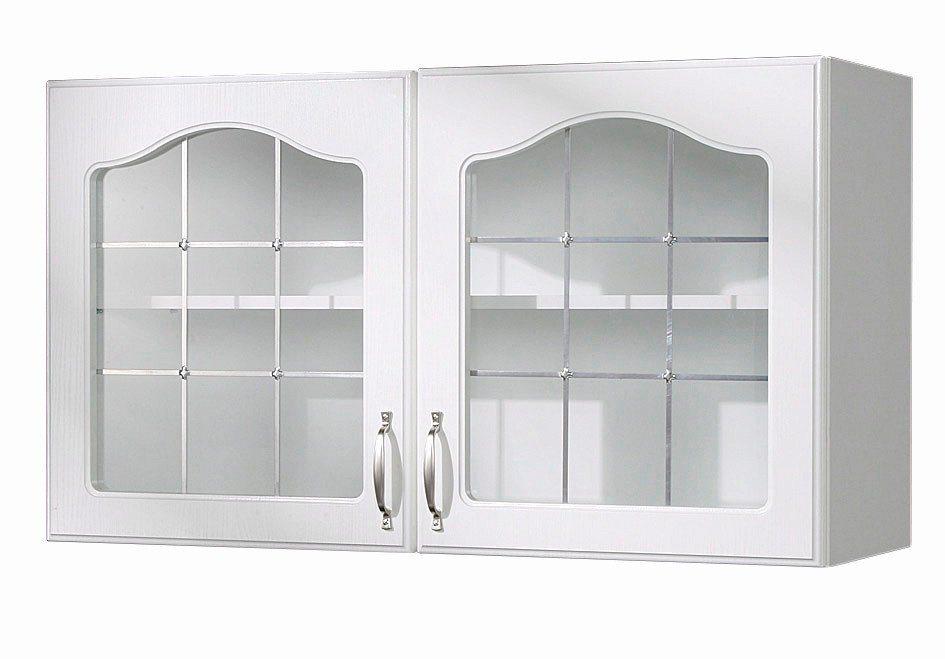 Küchenhängeschrank »Lausanne«, B/T/H: 100/35/56,5 cm in weiß