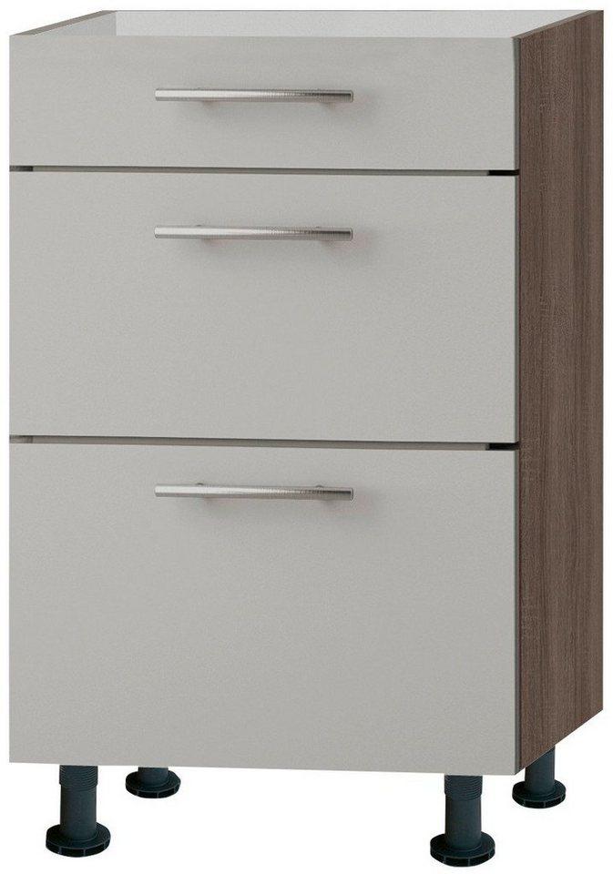 optifit k chenunterschrank mika breite 50 cm stabile metallzargen online kaufen otto. Black Bedroom Furniture Sets. Home Design Ideas