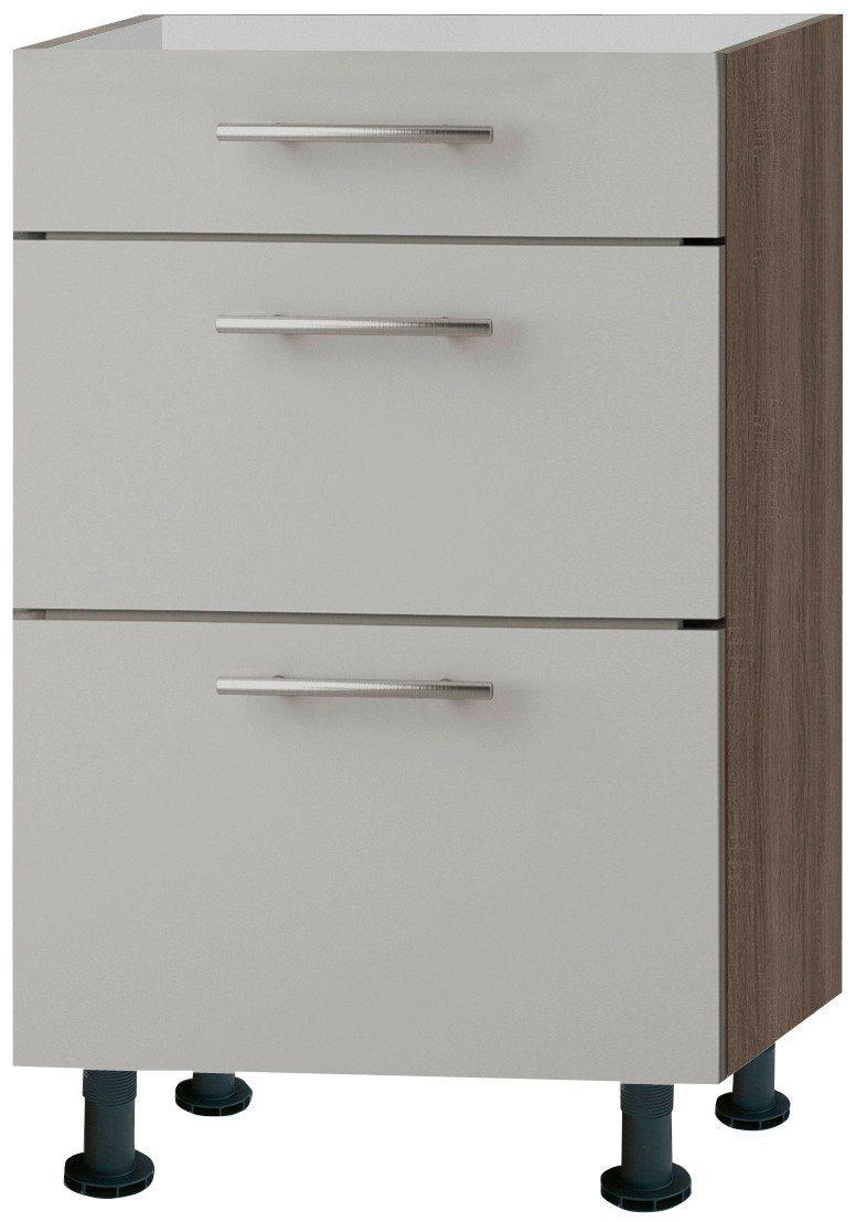 Optifit Küchenunterschrank »Mika«, Breite 50 cm