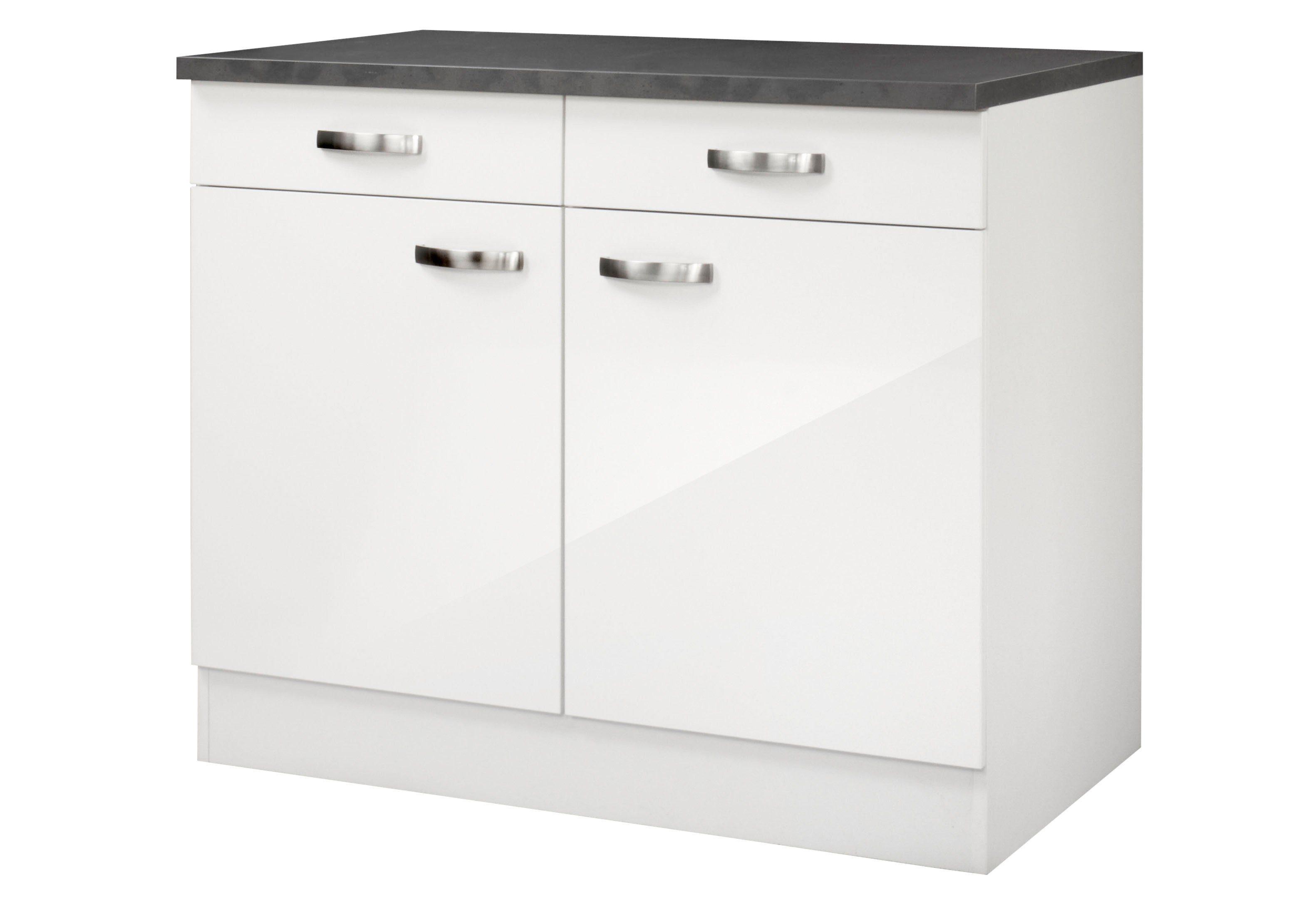 Optifit Küchenunterschrank »Lagos«, Breite 100 cm