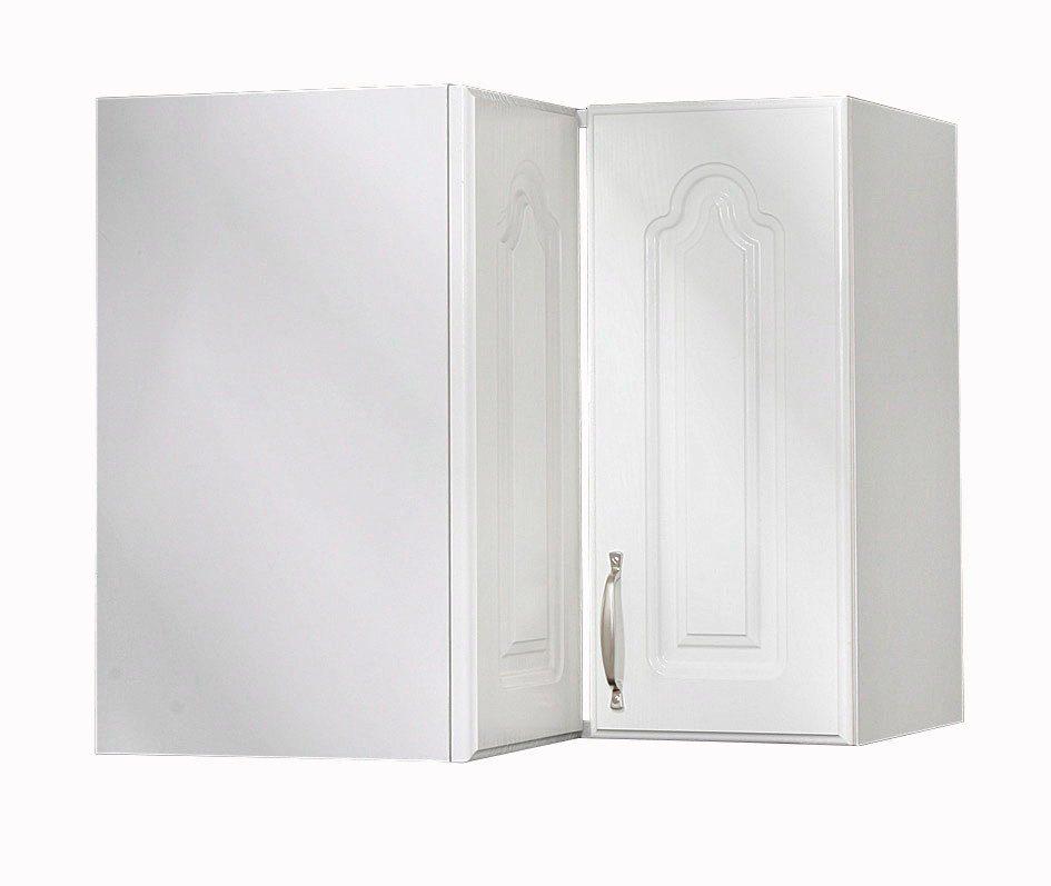 Wiho Küchen Eck-Hängeschrank »Lausanne«, Breite 60 x 60 cm