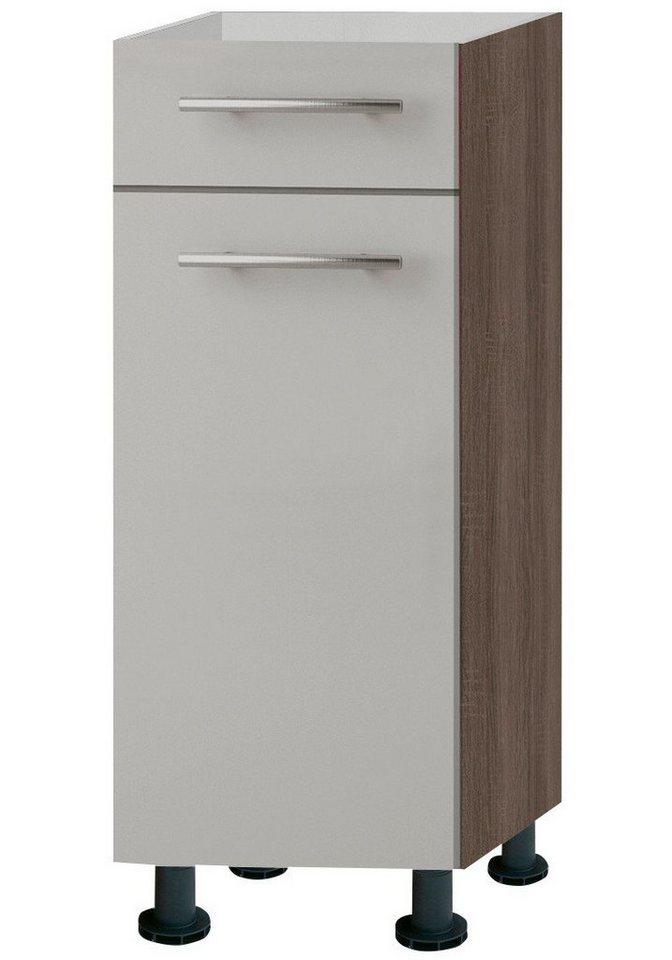 Küchenunterschrank »Mika«, Breite 30 cm in sahara beige