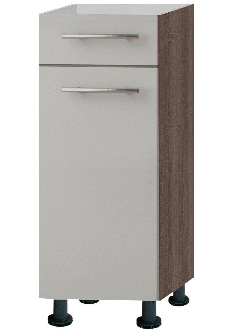 Küchenunterschrank »Mika«, Breite 30 cm