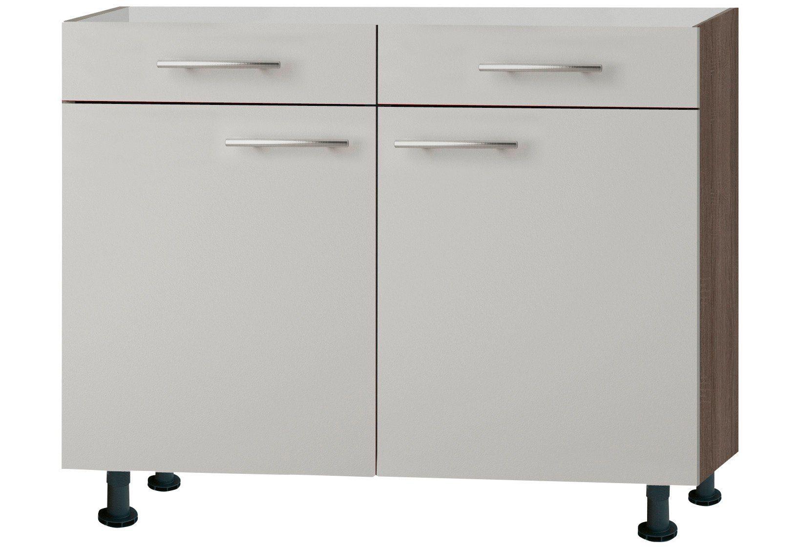 Küchenunterschrank »Mika«, Breite 100 cm