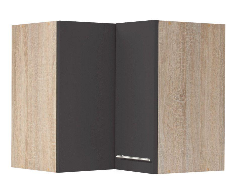Eck hängeschrank küche  Wiho Küchen Eck-Hängeschrank »Montana«, Breite 60 x 60 cm online ...