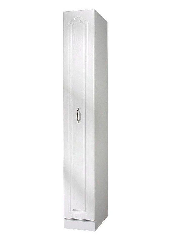 Apothekerschrank »Lausanne«, B/T/H: 30/60/200 cm in weiß