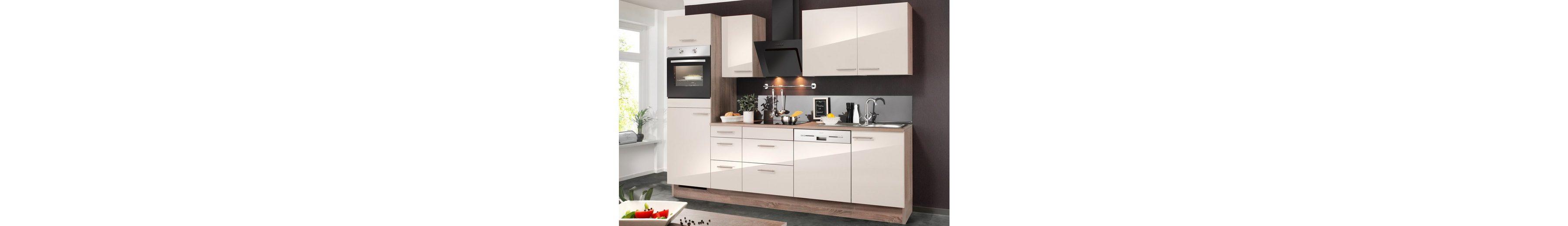 Küchenzeile ohne E-Geräte »Mika«, Breite 270 cm