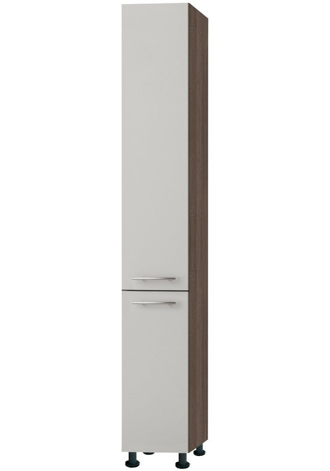 Apothekerschrank »Mika«, Höhe 211,8 cm in sahara beige
