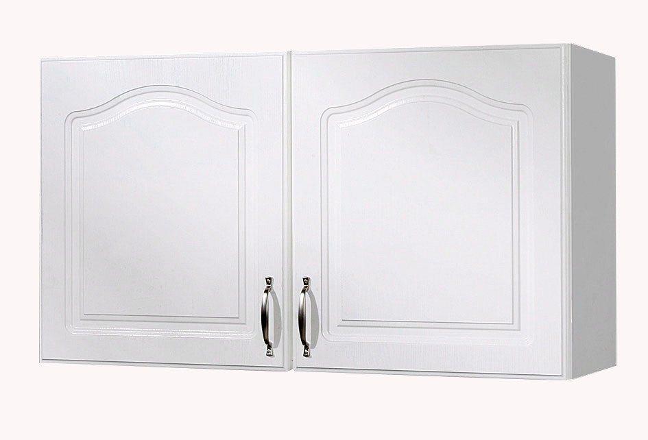 Küchenhängeschrank »Lausanne«, B/T/H: 100/35/56 cm in weiß